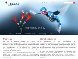 Telzas - special solutions for energy.